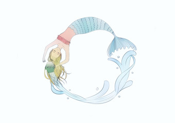 mermaid zodiac