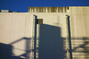 ビルの外壁