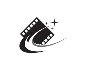 movie vector design illustration