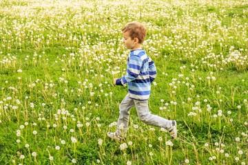 kid happy child fun nature. playing.