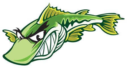Gamefish cartoon