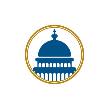 Capitol logo icon design