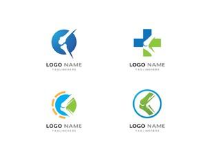 Bone logo vector