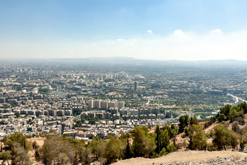 Damascus, Syria in 2008