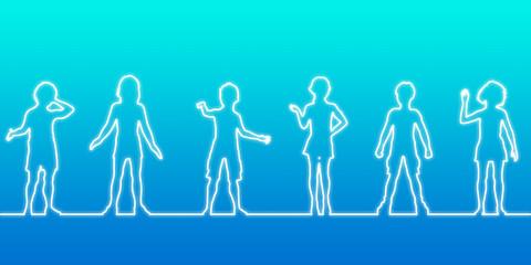 Children Theme Background