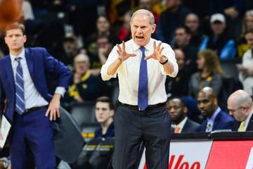 NCAA Basketball: Michigan at Iowa