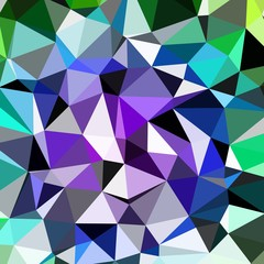 Abstract background multicolor geometric poligonal