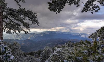 Mount Olympus, Cyprus