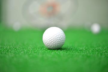 스포츠 컨셉 골프 소품 정물 백그라운드 사진 이미지