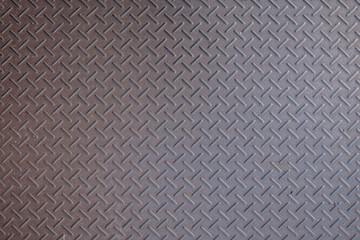 diamond pattern metal plate