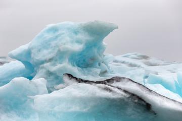 Gletscherlagune Jökulsarlon auf Islands