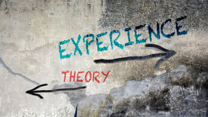 Sign 391 - Experience