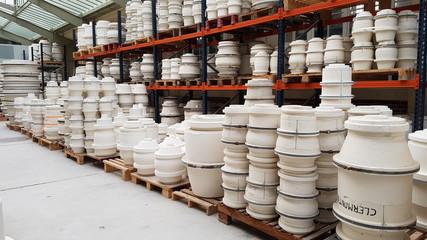 Moules pour fabrication de céramique