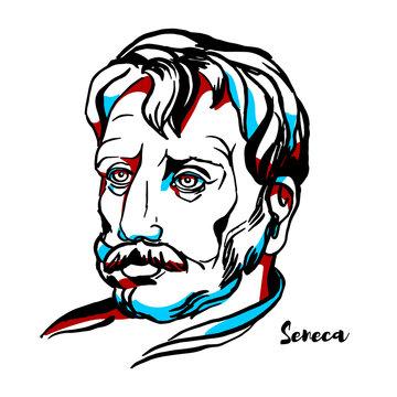 Seneca Portrait