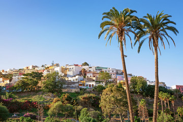 Photo sur Aluminium Iles Canaries Las Palmas de Gran Canaria, Canary islands, Spain