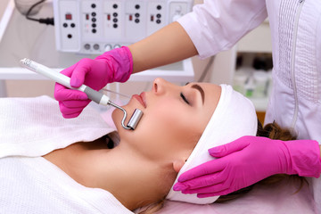 The device is facial cosmetology.