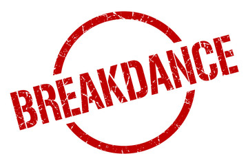 breakdance stamp