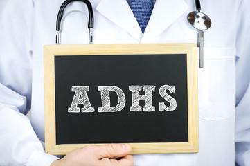 ADHS - Aufmerksamkeitsdefizit und Hyperaktivitätsstörung