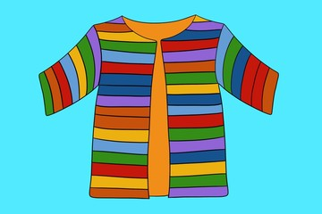 Coat of Many Colors in the Biblical Story of Jospeh