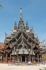 THAILAND PATTAYA SANCTUARY OF TRUTH