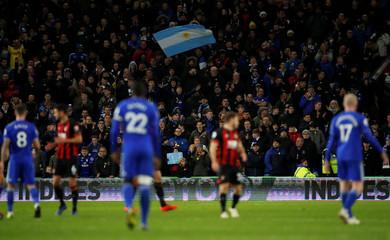 Premier League - Cardiff City v AFC Bournemouth