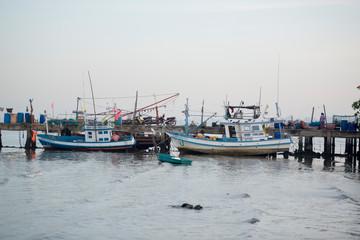 THAILAND PATTAYA NAKLUA  FISHING VILLAGE