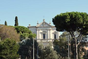 ROMA - Santi Andrea e Gregorio al Monte Celio