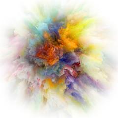 Way of Color Splash Explosion