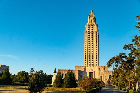 Louisiana State Capitol Building - Baton Rouge, LA