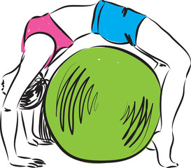 fitness illustratio 3