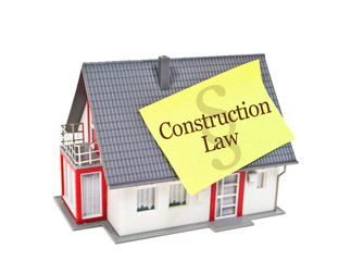 Isolated house with tag construction law