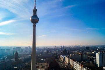 Berlin TV Tower panorma