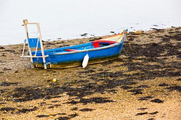 Barque de pêche en Bretagne