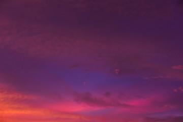 Golden hours burning sky sunset high resolution image