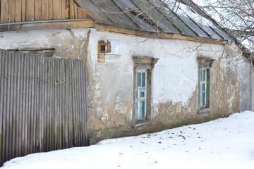 Old house in Ukraine