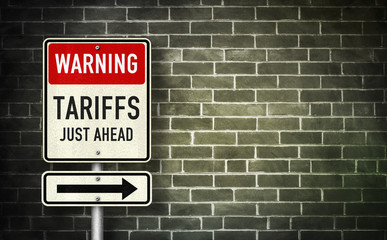Warning - Tariffs just ahead