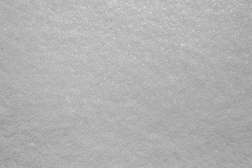Texture of snow, background
