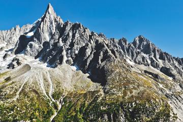 Alps in Shamoni, France