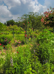 Giverny , maison Monet