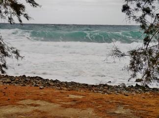 Meer vor Kretas Strand
