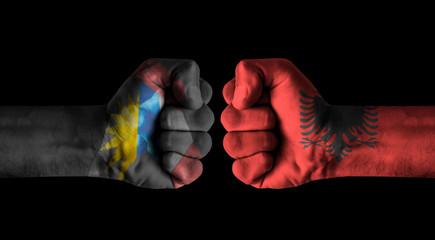 Antigua and barbuda vs Albania