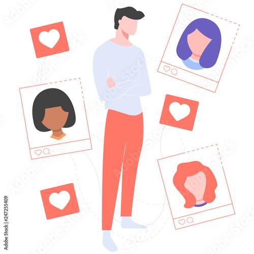 Schwule Internet-Dating-Seiten