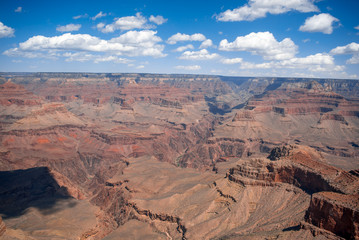 Grand Canyon, Arizona. View from Mather point