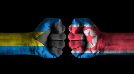 Bahamas vs Korea north