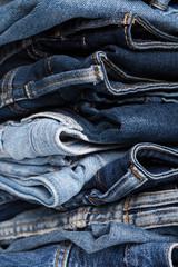 Denim. jeans texture. Jeans background.