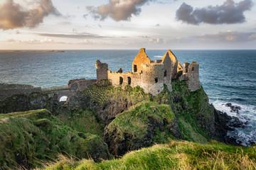 Dunluce Castle Fototapete