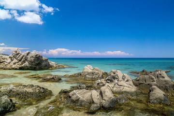 Strand auf Rhodos, Stegna Beach
