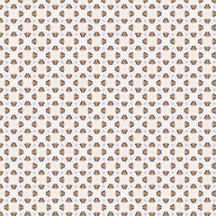 Nahtloses buntes geometrisches Ornament Muster