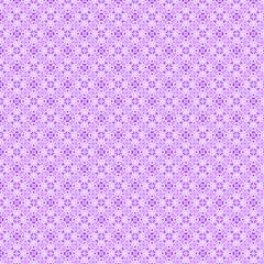 Nahtloses Ornament Muster violett