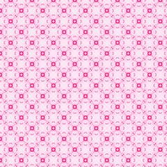 Nahtloses kaleidoskop Muster pink